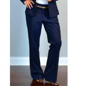J.CREW carrer chino wide leg pants size 6 NEW